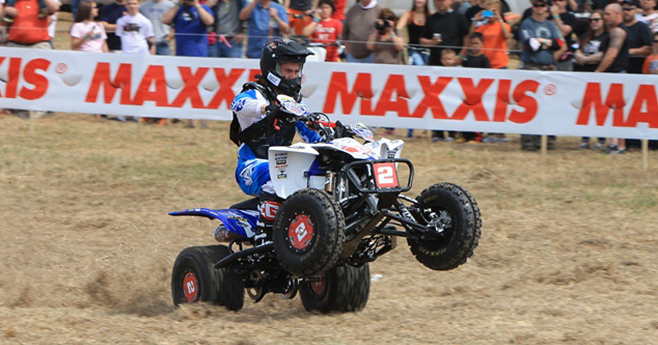 Fowler Wins Again at GNCC Round 8