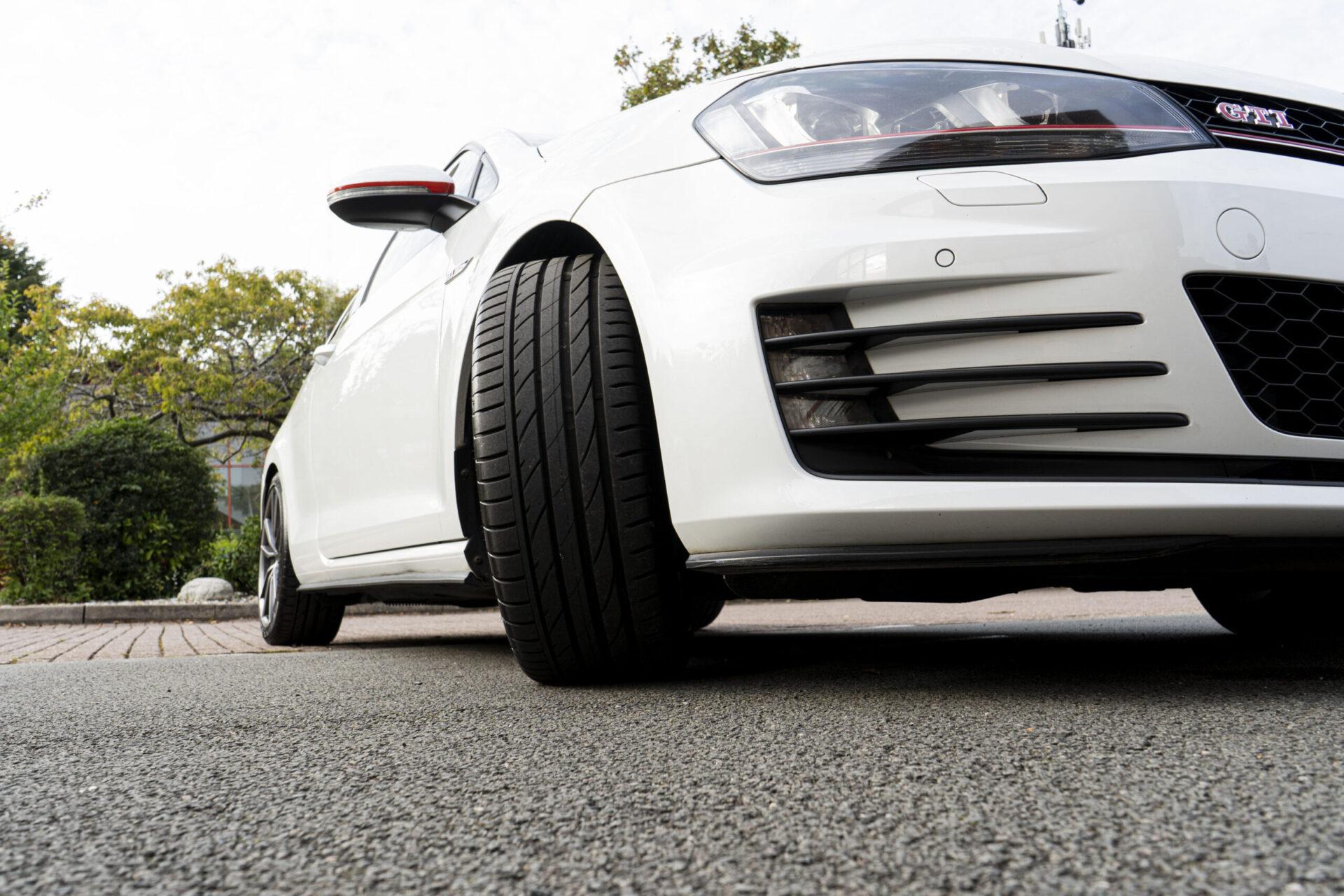VS5 on a VW