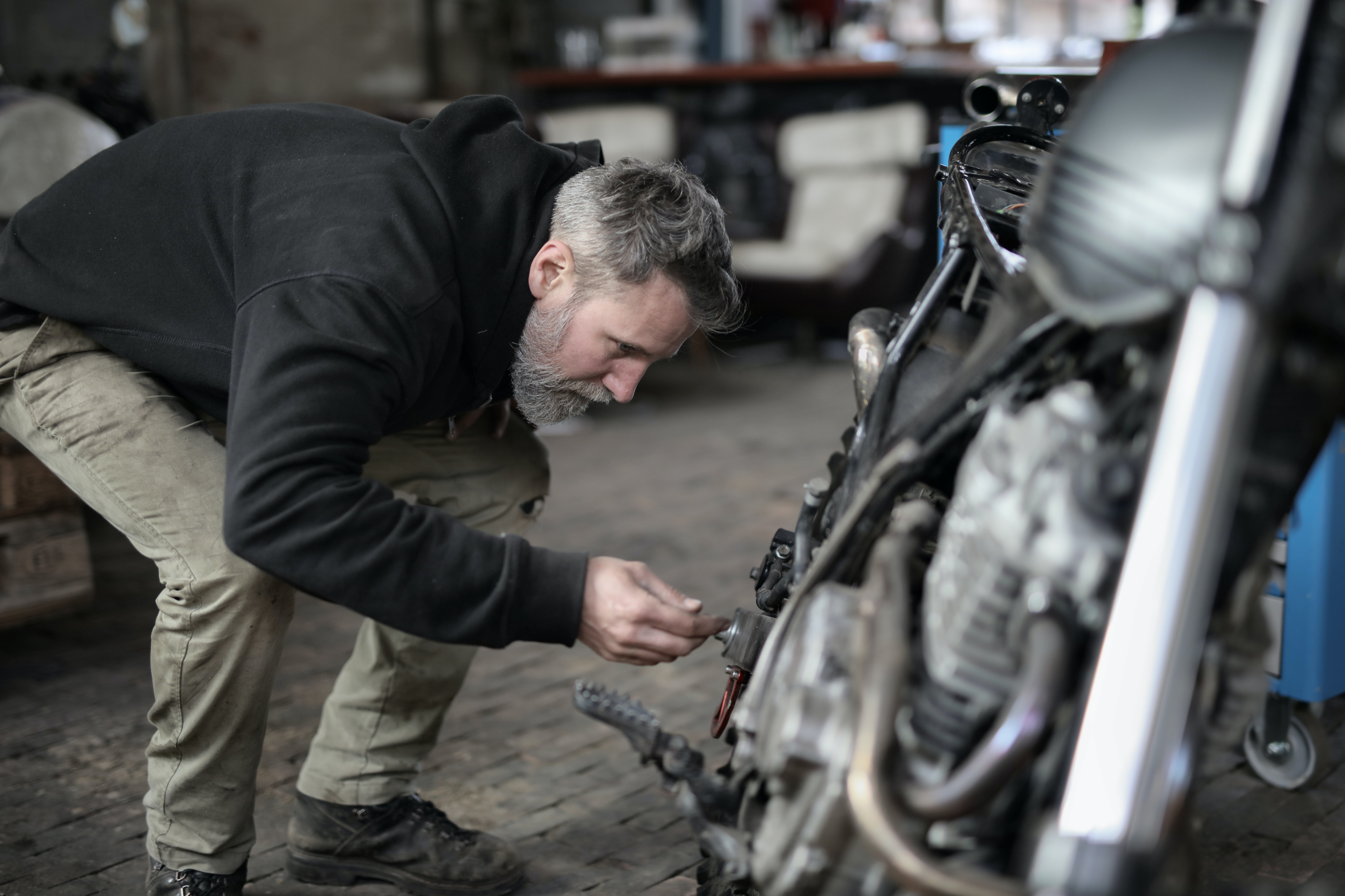 How to check your motorcycle is safe after lockdown