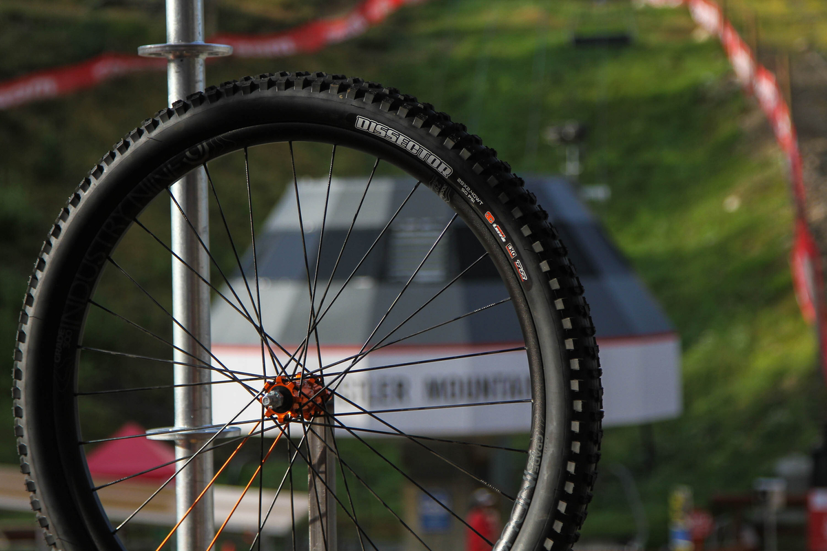 Maxxis Dissector bicycle tire