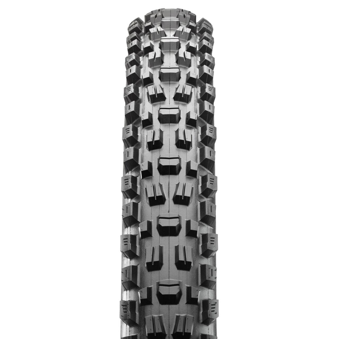 Maxxis Assegai bicycle tire tread