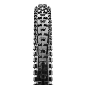 Maxxis High Roller II bicycle tire tread