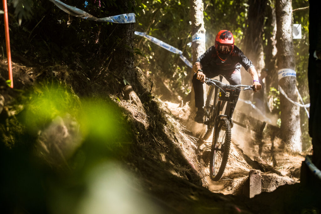 NORCO Factory DH Team