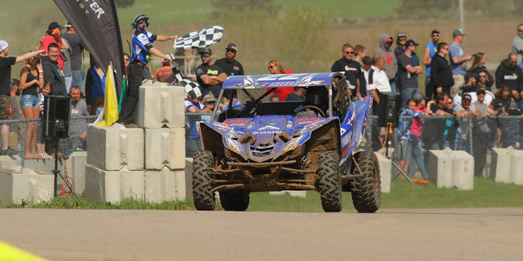 Maxxis Is Official Tire of SxS Sports and Chasing the Triple