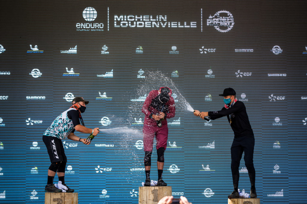 Maxxis Race Report: EWS Rounds #5 and #6